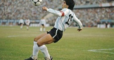 Cầu thủ Maradona - Tiểu sử và danh hiệu của Diego Maradona