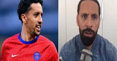 Tin thể thao chiều 13/5: Ferdinand chỉ ra cái tên MU nên mua