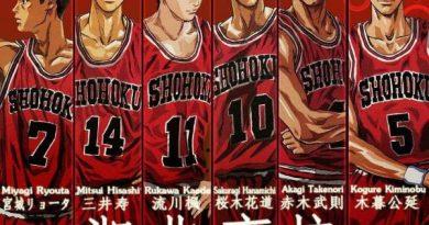Top 6 truyện tranh bóng rổ hay nhất được yêu thích nhất