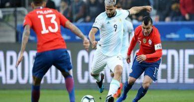 Dự đoán kèo Châu Á Argentina vs Chile (7h00 ngày 4/6)