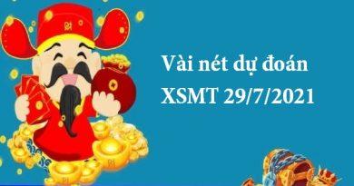 Vài nét dự đoán XSMT 29/7/2021