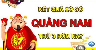 Phân tích XSQNM 27/7/2021 chốt lô VIP Quảng Nam thứ 3