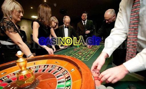 Tìm hiểu về Casino