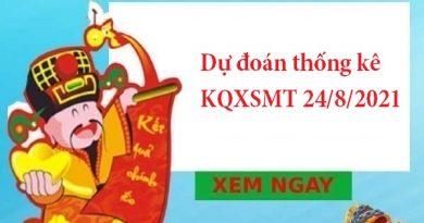 Dự đoán thống kê KQXSMT 24/8/2021