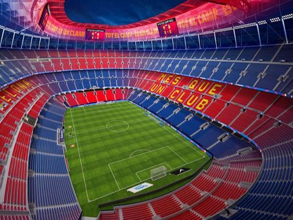 Điểm danh 5 sân vận động đẹp nhất thế giới