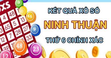 Nhận định KQXSNT 20/8/2021 thứ 6 chốt cặp lô đẹp Ninh Thuận
