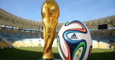 Các nước đăng cai world cup