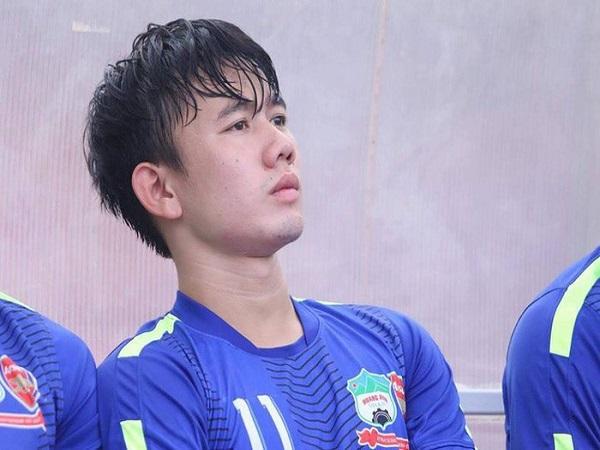 Tiểu sử cầu thủ Minh Vương