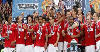 MU vô địch ngoại hạng Anh bao nhiêu lần?
