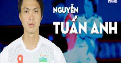 Tiểu sử cầu thủ Nguyễn Tuấn Anh