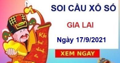 Soi cầu XSGL ngày 17/9/2021