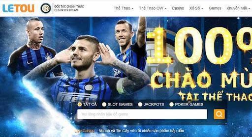 LETOU – Website cá độ bóng đá đáng chơi nhất