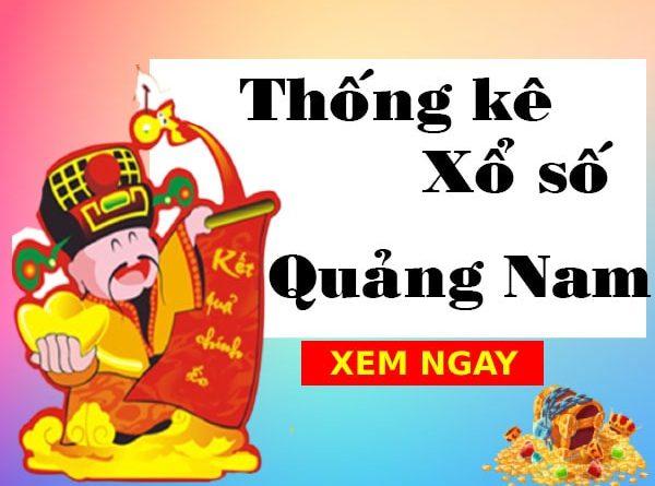 Thống kê xổ số Quảng Nam 12/10/2021
