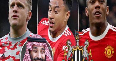 Tin thể thao tối 11/10: Newcastle nhòm ngó 4 cầu thủ MU